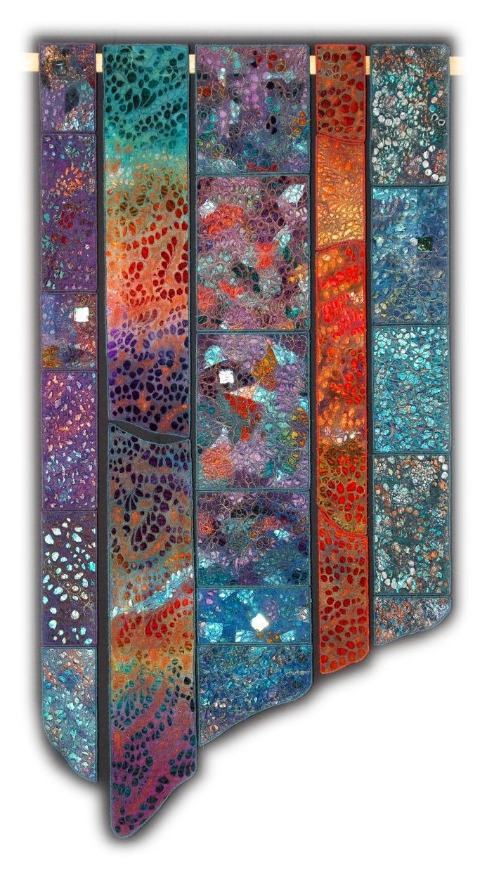 Reveal by Connie Gilham, 2013 Festival of Quilts (UK)