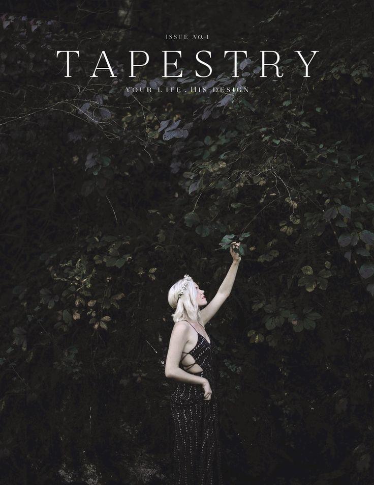 Tapestry magazine, gorgeous