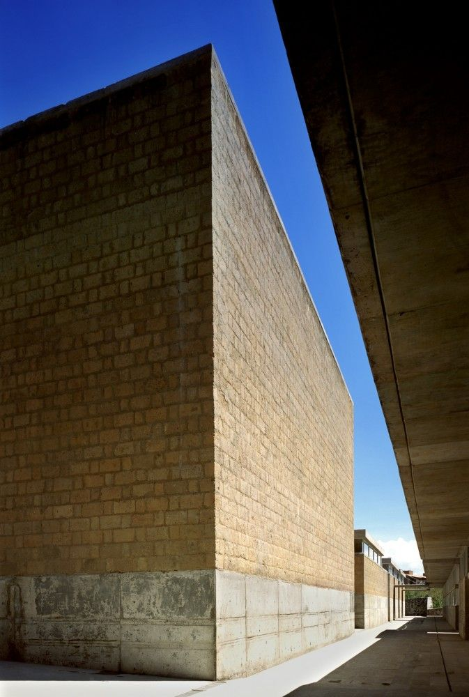 Centro de Invidentes y Débiles Visuales / Taller de Arquitectura-Mauricio Rocha
