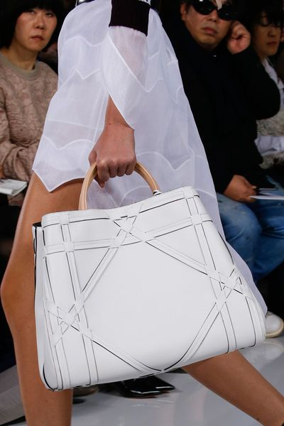 Weiße Handtaschen: Dior