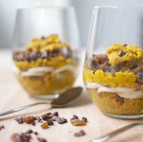 Pompoen-chiapudding - Healthy Vega