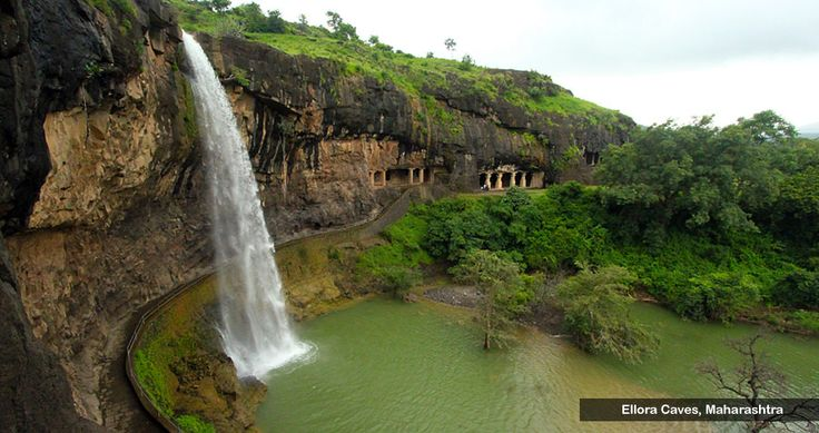 #Ellora_Cave  is placed Aurangabad ,Maharastra which have  Attraction  among world's tourist.