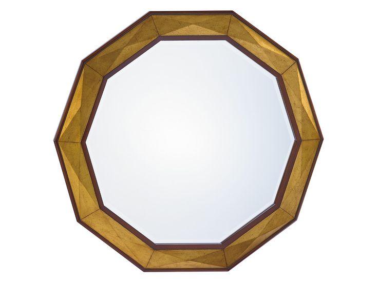 Take Five Savoy Round Mirror | Lexington Home Brands