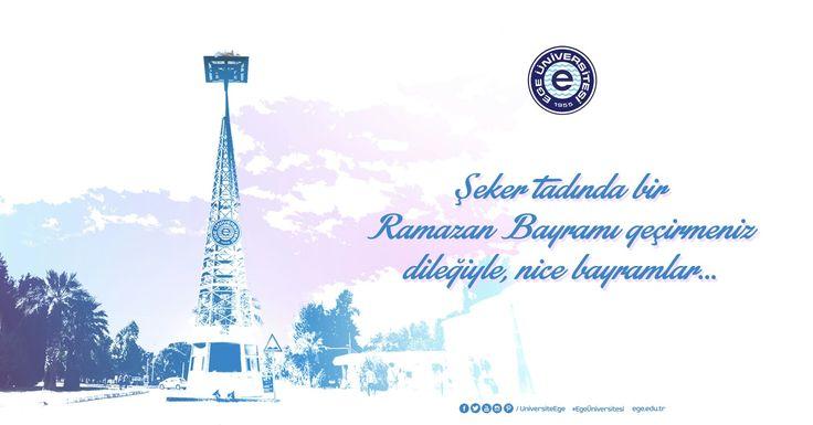 Ramazan Bayramınızı kutlar, sağlıklı ve huzurlu bir bayram geçirmenizi dileriz..