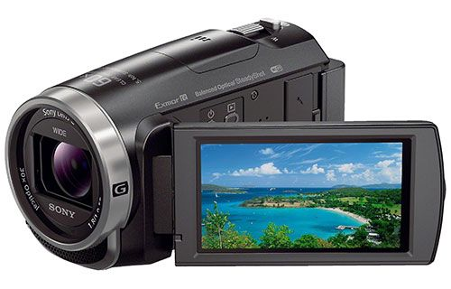 Sony HDR-CX675 Review