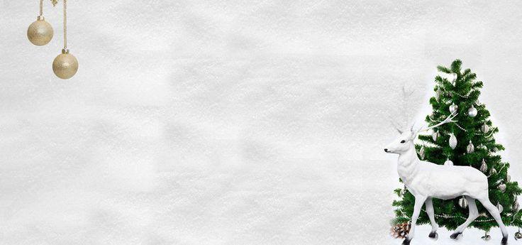 Proveedor de electricidad banner Navidad minimalista fondo blanco, Navidad, Elk, Bolas De Navidad, Imagen de fondo