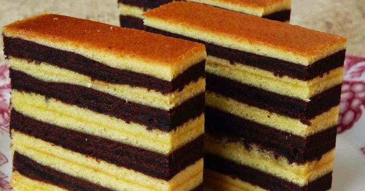 Assalamualaikum dan selamat malam semua... Malam ni aku nak update resepi kek lapis yang kedua pulak... Resepi ni aku copy dari D...