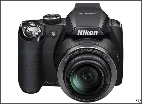 Nikon Coolpix P90 24X superzoom. Good review and page for me to learn how to use it!