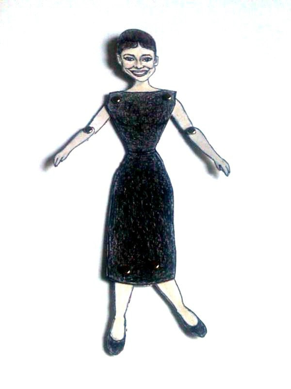 paper doll style Hollywood style of the 30s, 40s and 50s paper dolls [david wolfe, paper dolls, jenny taliadoros] on amazoncom free shipping on qualifying offers fashion expert.