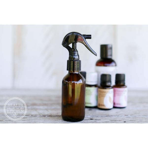Essential Oil Ear Wash Spray (for Dog  Ear Infections) | health starts in the kitchen