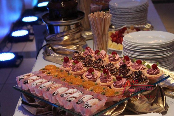 Десерты для ресторана европейская кухня