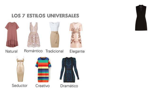 """Los 7 estilos universales"" by michelle-bilodeau on Polyvore featuring BCBGMAXAZRIA, STELLA McCARTNEY, Monki y Balmain"
