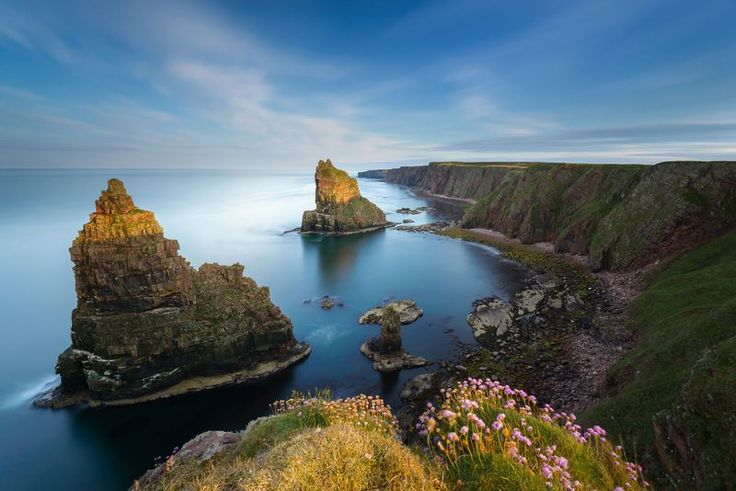 The Duncansby Stacks