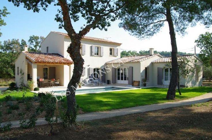 17 meilleures id es propos de maison provencale sur pinterest proven al - Maisons provencales photos ...