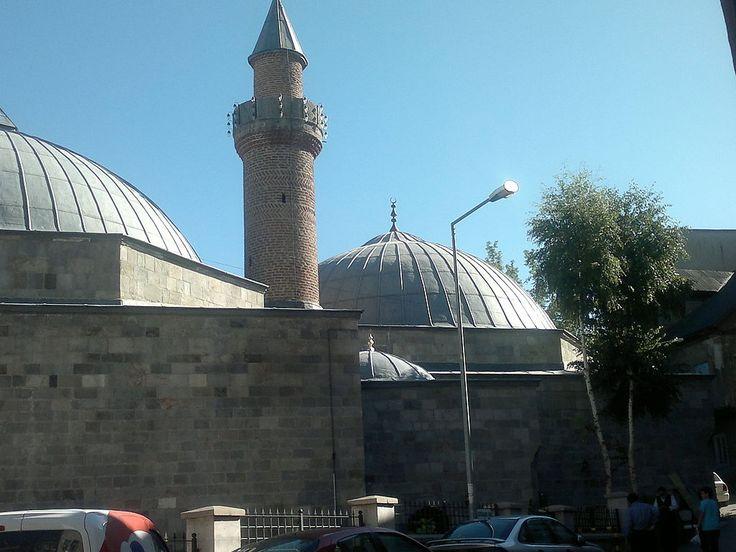 Erzurum Boyahane Camii - Erzurum - Vikipedi