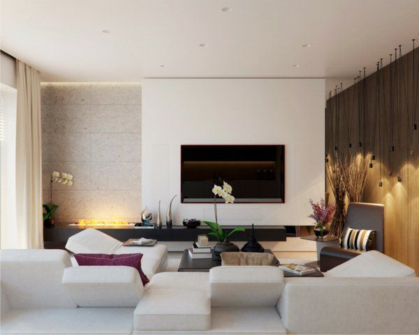 59 best Wohnzimmer images on Pinterest Living room ideas, Modern