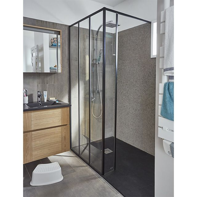 pare baignoire sur mesure beautiful pare baignoire sur. Black Bedroom Furniture Sets. Home Design Ideas