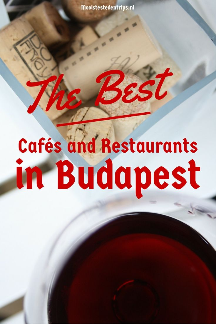 A gastronomie guide to Budapest, Hungary. Check out the best restaurants, cafés and coffee houses in Budapest | Mooistestedentrips.nl