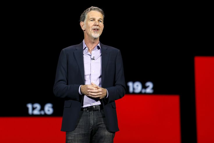 Canadians Suffering Inferiority Complex Over Their Netflix Service CEO Suggests