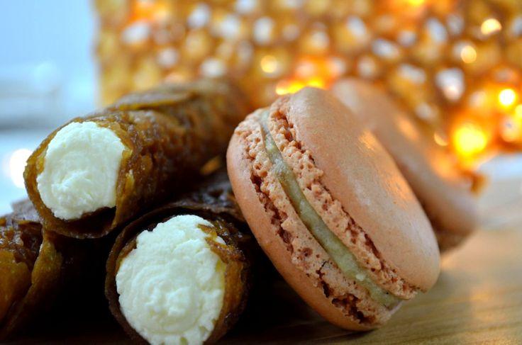 Brandy Snap Macarons, handmade in London.  Seasonal range winter 2015, #GanacheMacaron #glutenfree #handmade #macarons #macaroons #HolidayMacarons #HolidayFlavours #ChristmasMacarons #WinterFlavours #brandysnap