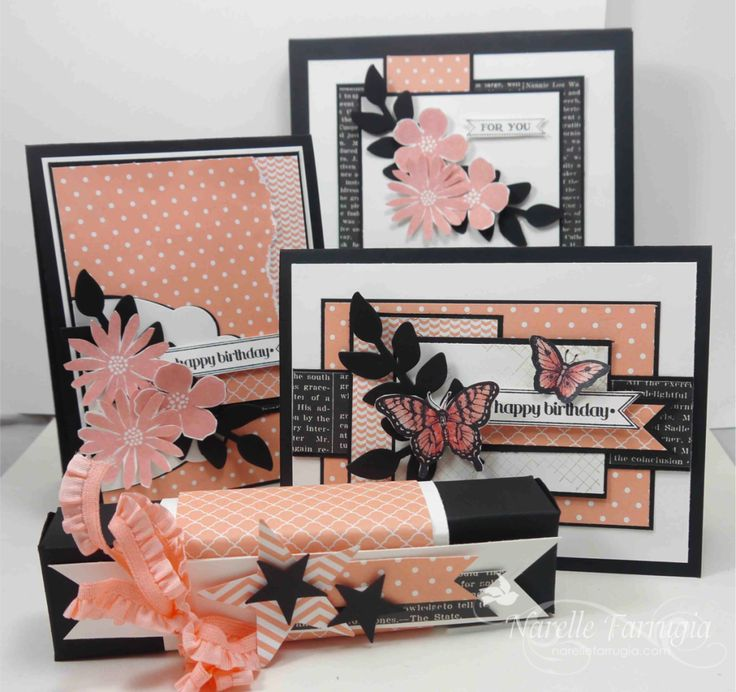 Pretty SU Secret Garden Set by Narelle Farrugia