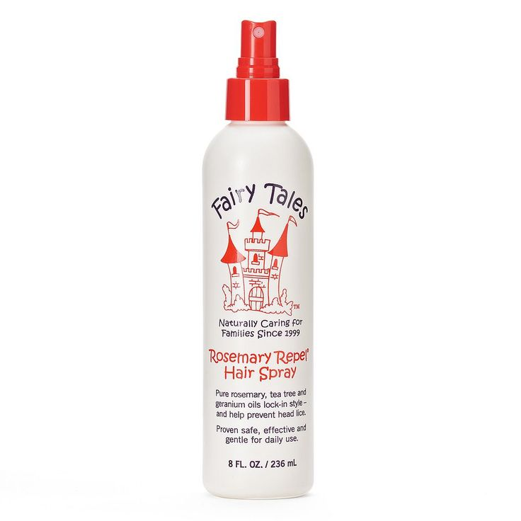 Fairy Tales Rosemary Repel Hairspray, Multicolor
