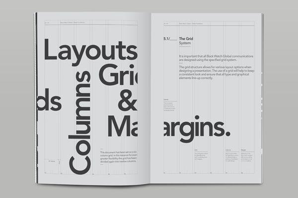 BWG Brand Development by Mash Creative, via Behance