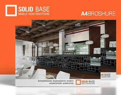 "Check out new work on my @Behance portfolio: ""SOLID BASE brochure"" http://be.net/gallery/32726219/SOLID-BASE-brochure"