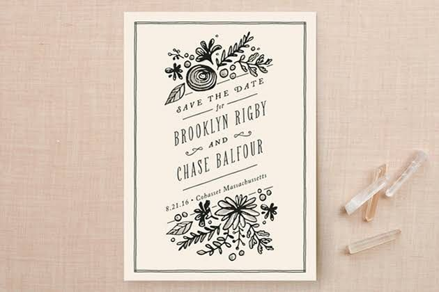 Save The Date Etiquette Tips Every Bride and Groom Must Know