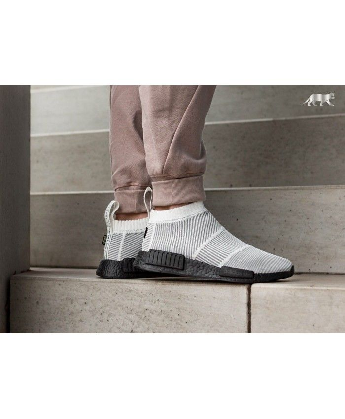 a16e8ccb687c3 Adidas Nmd Cs1 City Sock Gtx Pk Core White Core White Core Black Sale