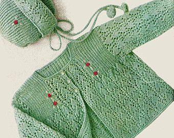 knitting patterns baby – Etsy