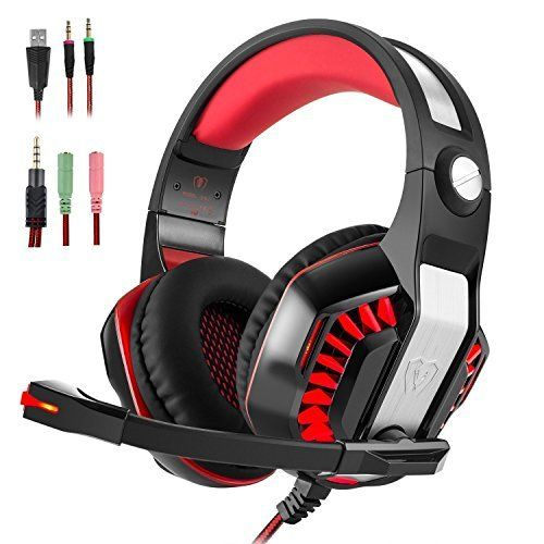 Gaming Headset Collee GM 2 3.5mm Over Ear LED light Gaming Headset headphone  Gaming Headset Collee GM 2 3.5mm Over Ear LED light Gaming Headset headphone  Expires Sep 2 2017