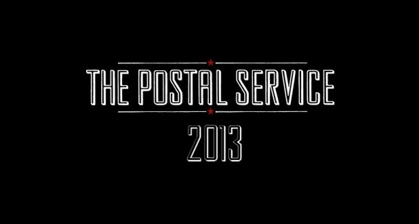 The Postal Service is reuniting!!!