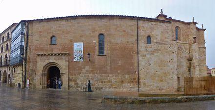 Iglesia de Santa María la Mayor, Soria
