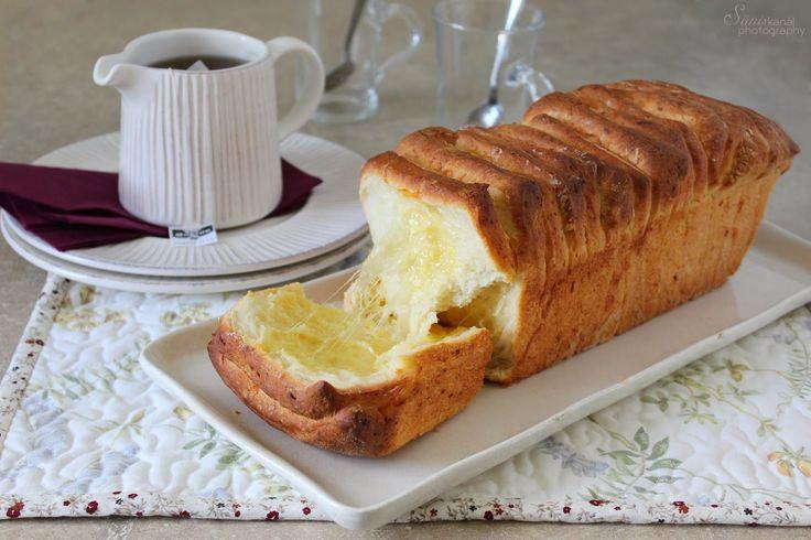 Sünis kanál: Tépkedős sajtos kenyér