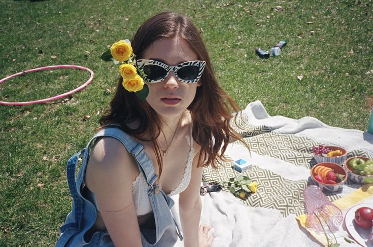 Gia Coppola shot the new Urban Outfitters lookbook and it's basically the dreamiest thing ever