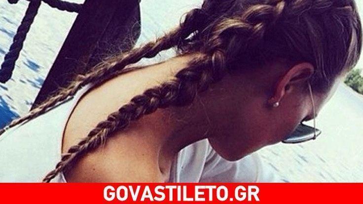 Neuer Haartrend: Boxer Braid … – #Boxer #boxerbra …