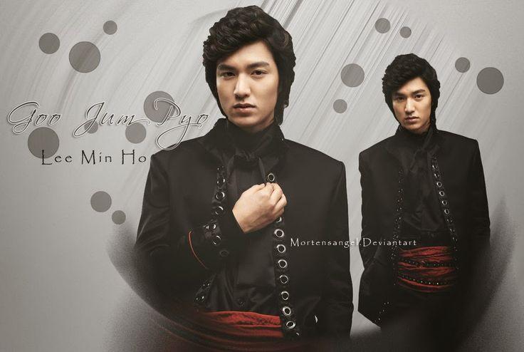 5 Gaya Rambut Fenomenal Lee Min ho Dalam Drama Korea - WARNA UNYU