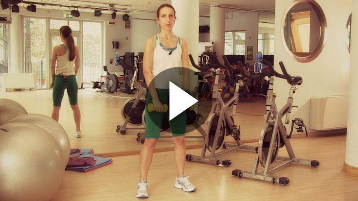 Video/ In forma in gravidanza! Ecco gli esercizi per il primo trimestre - alfemminile