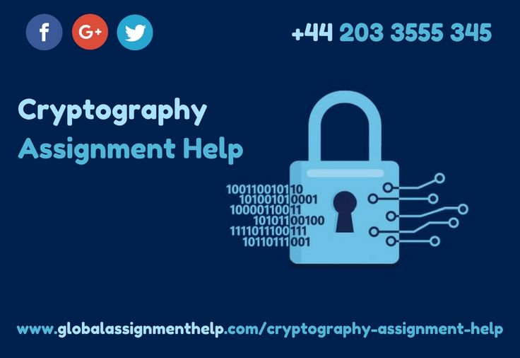 security and cryptography homework help For one-semester, undergraduate- or graduate-level courses in cryptography, computer security, and network security in this age of viruses and hackers, of electronic eavesdropping and electronic fraud, security is paramount as the disciplines of cryptography and network security have matured, more.