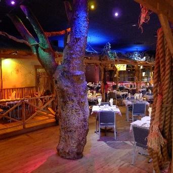 Tree stump, Narabri club, by Graham Lees