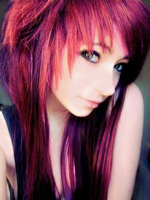 132 best images about Scene hair and hair on Pinterest | Scene ...