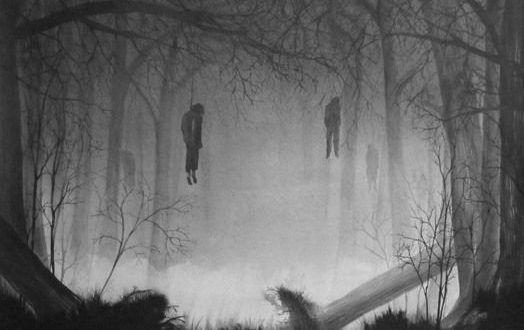 Aokigahara Selbstmordwald Selbstmord Wald