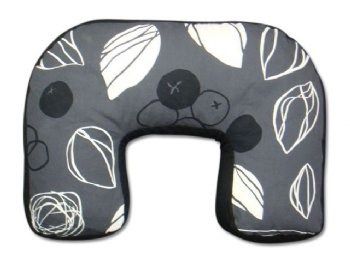 The BabyBaby Feeding Pillow has been a favorite among mums since its inception eight years ago.  Its unique 'U' shape ensures this feeding pillow moulds to baby and you, easily, comfortably and correctly.  The larger than most surface size means you can use it to feed your infant longer than smaller feeding supports allow.    Filled with polystyrene beans which are in cased in their own inner means you control the height and comfort of the pillow depending on your needs and that of your…