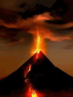 Les volcans : ressources