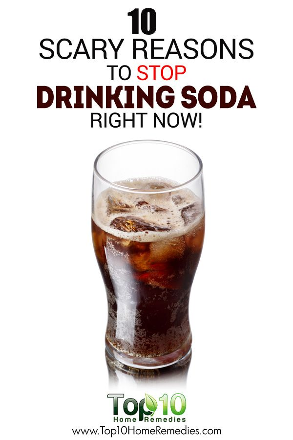 Sep 21, · The reasons to stop drinking soda are abundant. Whether you want to cut down on empty calories and added sugars, consume less artificial sweeteners, wean off of caffeine, or even save money, ditching soda is a great place to start.