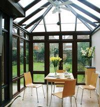 Modern Conservatory   Everest - modern conservatory / dining room ...
