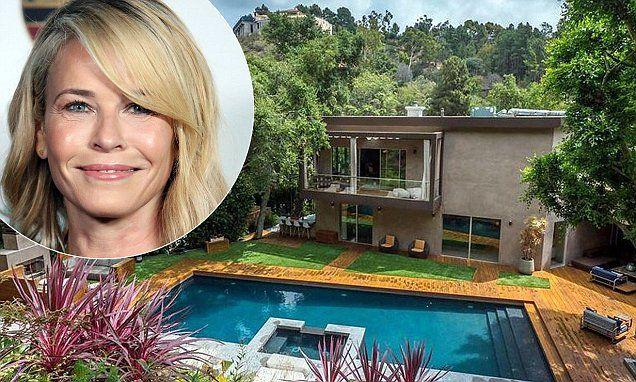 Chelsea Handler lists Bel-Air mansion for $11.5 million | Daily Mail Online