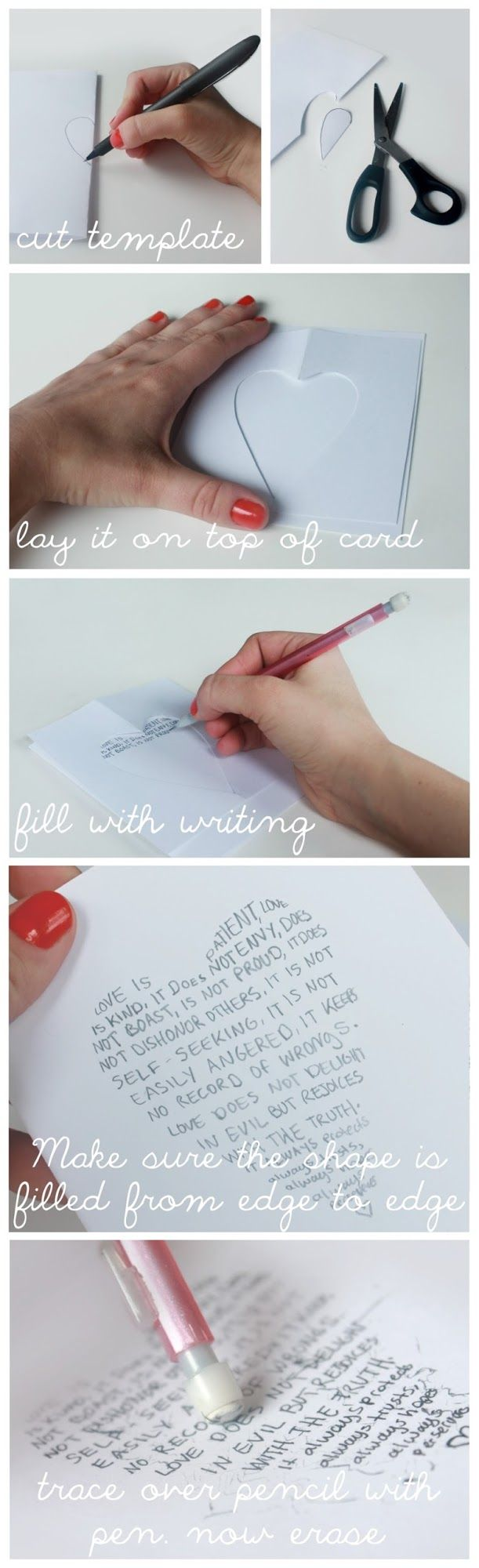 I've been doing so much letter writing the last 2 months (my husband is at USMC Boot Camp and I've been writing him a letter every ...