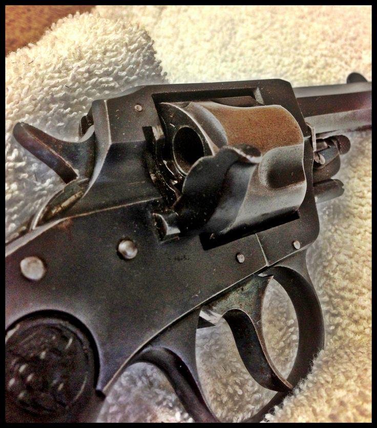 Arminius Revolver Manual Of Arms